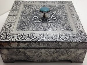 Pewter Stencil box resized